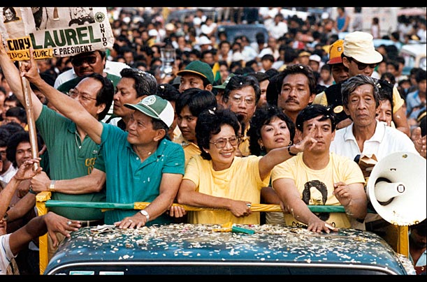 People Power, Philippines 1986