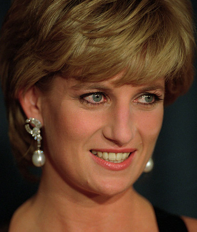 princess diana crash pictures. Lady Diana Princess of Wales