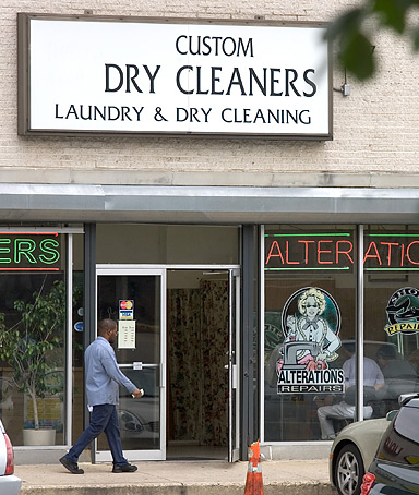 dry cleaning pearson