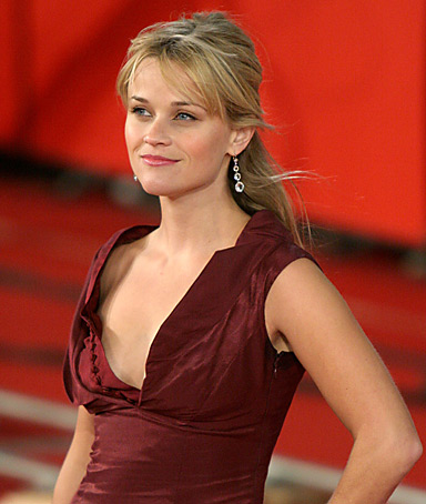 US actress Reese Witherspoon