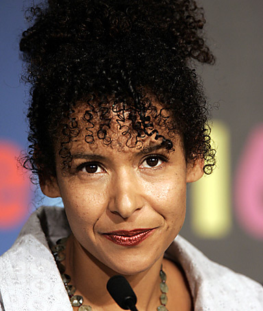 Mariane Pearl, French author and wife of slain journalist Daniel Pearl