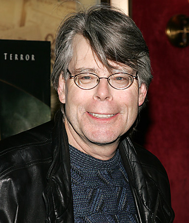Writer Stephen King