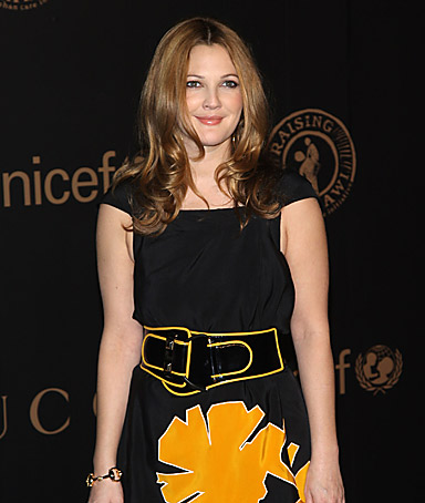 Drew Barrymore, on visiting the United Nations headquarters in New York as ambassador to the World Food Program