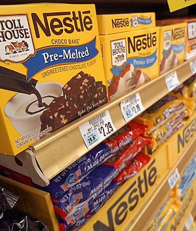 federal regulators are investigating price-fixing among top candy makers including Kraft and Nestle