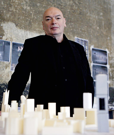 Architect Jean Nouvel