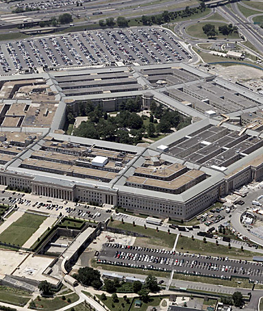 Pentagon Washington DC
