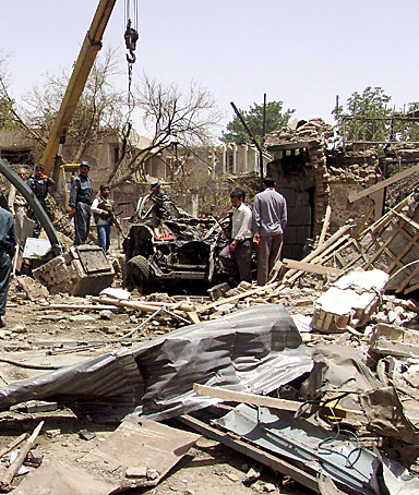 India need to secure their development aid to Afghanistan in wake