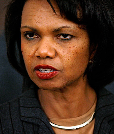 condoleeza rice