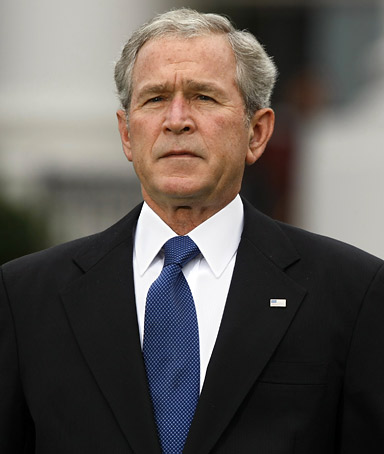 george w. bush september 11