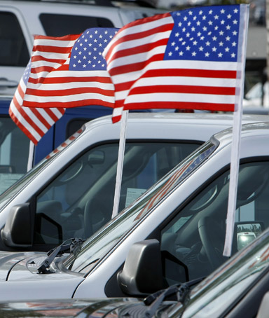 usa automakers bailout