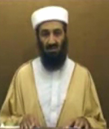 osama bin laden video osama. Osama Bin Laden Video: A video