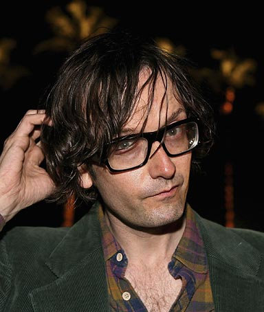 Jarvis Cocker, British musician and Pulp frontman