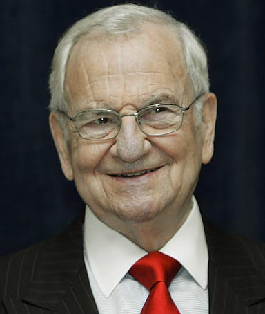 Former Chrysler CEO Lee Iacocca