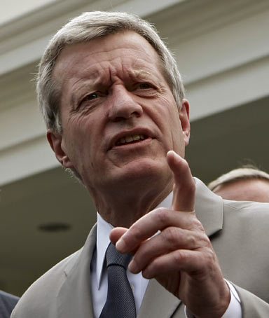 The time has come for action, and we will act. Senator Max Baucus, chairman of the Senate Finance Committee, on Obama�s health care reform Baucus