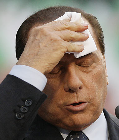 Berlusconi, the government and the majority will continue to govern. Paolo Bonaiuti, spokesman for Italy�s prime minister Silvio Berlusconi