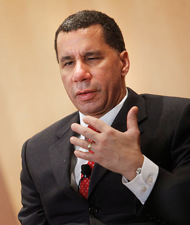 �I think there is an hysteria that I�ve been the victim of over the past couple of months. I�ve been resigning about five times before this weekend.�