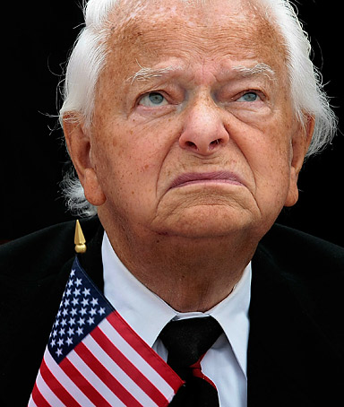 �That power of the purse belongs to the people, and that is where it is vested. It is vested in the branch that represents the people, elected by the people.� SEN. ROBERT BYRD, in a 1994 interview on the role of the U.S. Congress in government.