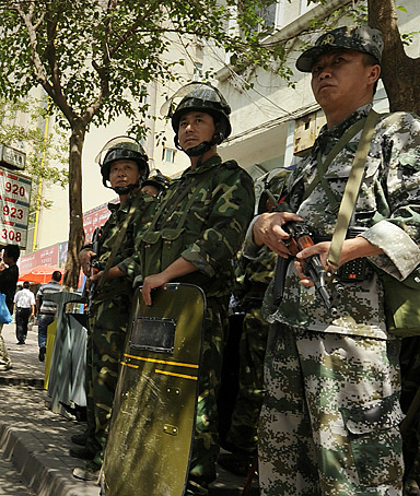 �There are more modern tools for law enforcement.� Mao Shoulong, a professor of public policy at People�s University in Beijing, after China�s Ministry of Public Security ordered the police to stop parading criminal suspects in public.