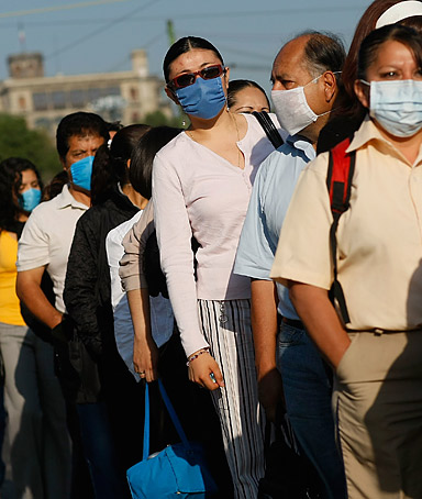 The new H1N1 virus has largely run its course. MARGARET CHAN, World Health Organization director general, announcing the end of the swine flu pandemic.