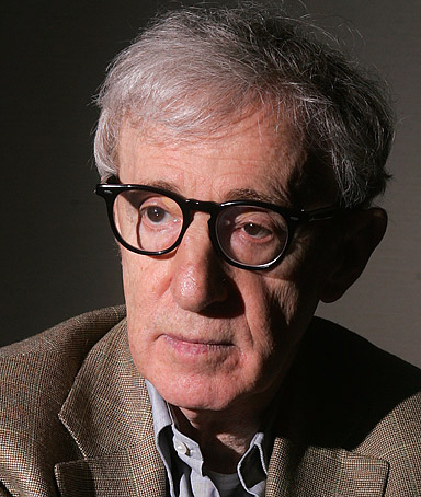 Movie Director Woody Allen