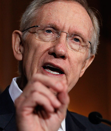 harry reid immigration reform