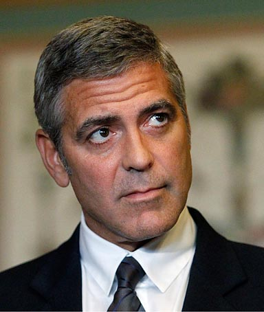 It appears we have about 90 days before we could be facing a real disaster again. GEORGE CLOONEY, actor, speaking on Capitol Hill where he briefed lawmakers on the upcoming election regarding southern secession in Sudan, which he recently visited