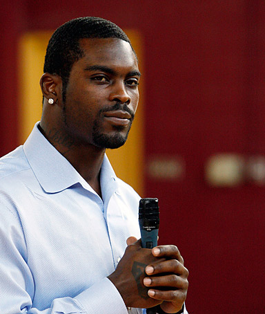 �Michael Vick killed dogs, and he did in a heartless and cruel way. And I think, personally, he should've been executed for that.�