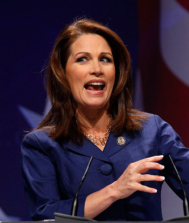 michele bachmann quotes. MICHELE BACHMANN