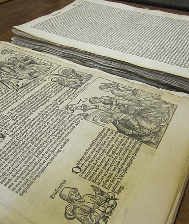 �You don't expect to see one of the oldest printed books in the world pop up in Sandy, Utah.
