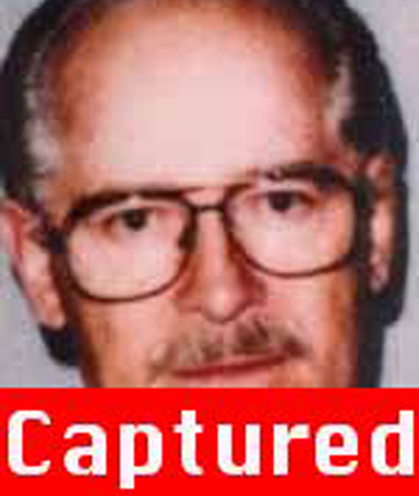 One of the FBI's most wanted fugitives, James