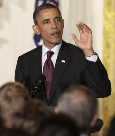 PRESIDENT OBAMA,; at a gay-pride reception he hosted at the White House on ...