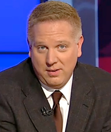 Glenn Beck in a video marking his final broadcast.