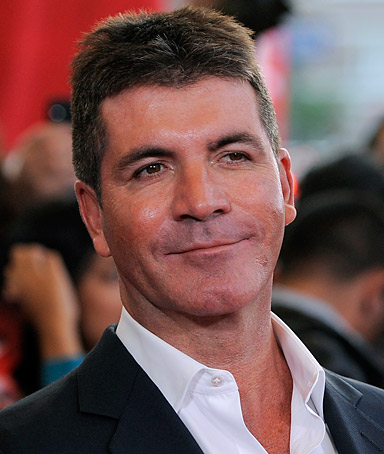 Simon Cowell, executive producer and judge on