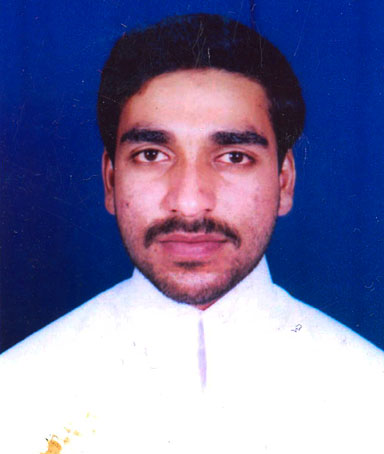 In this undated photo provided by the Rahmatullah family on Wednesday, Dec. 21, 2011, Yunus Rahmatullah is seen at an unknown location