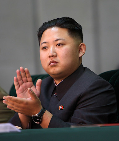 KIM JONG UN, vice-chairman of the Central Military Commission of the Workers' Party of Korea