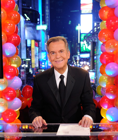 Celebrating the New Year in Times Square, the ABC Television Network presents Dick Clark's New Year's Rockin' Eve with Ryan Seacrest 2011, Friday, December 31, 2010