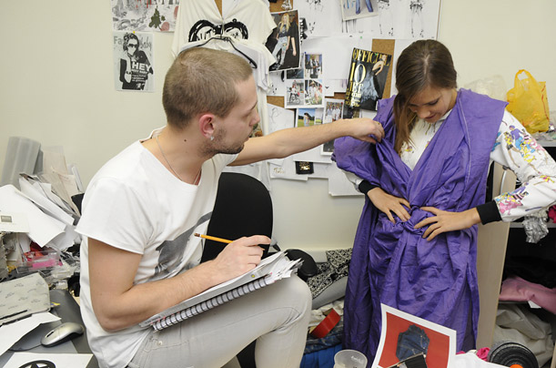 Teenage Fashion Designer Kira Plastinina 16-year-old Russian's global fashion brand boasts 54 outlets worldwide sergei plastinin