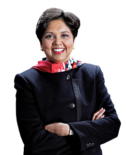 Indra Nooyi - The 2007 TIME 100 - TIME