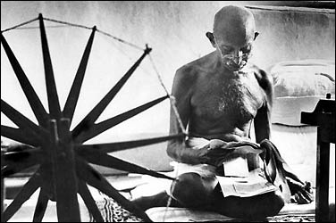 the influence of mohandas gandhi on non violent movements Mahatma gandhi biography  the origins of gandhi's non-violence philosophy   gandhi was deeply influenced by his readings of these scriptures  were the  main modes of the non-violent political movements in india.