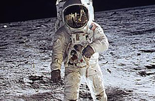 Moon Landing Photos Throughout Time Time