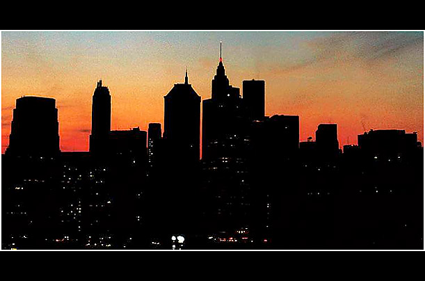 Blackout in New York City 2003