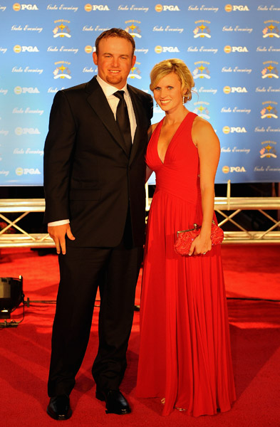 J.B. Holmes, Ryder Cup Wives