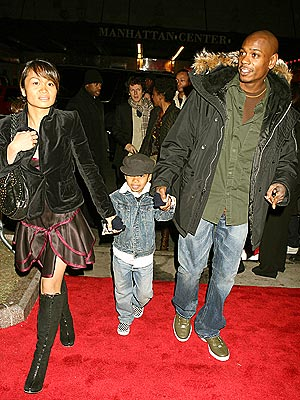 Doubtful. Who is dave chappelle asian wife confirm