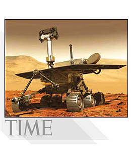 MARS Rovers - Best Inventions of 2002 - TIME