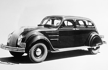 1934 Chrysler Desoto Airflow The 50 Worst Cars Of All