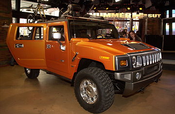 2003 Hummer H2 The 50 Worst Cars Of All Time Time