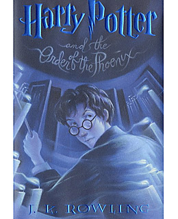 Book 5 Harry Potter And The Order Of The Phoenix J K Rowling S