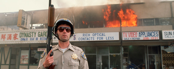 The L A Riots 15 Years After Rodney King Time