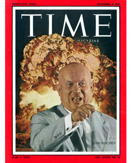 1961 The Best Time Covers Time