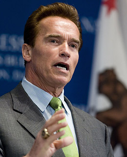 ARNOLD SCHWARZENEGGER - The 2008 TIME 100 Finalists - TIME